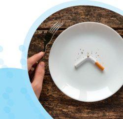 הפסקתם לעשן? זה לא אומר שאתם צריכים להשמין…