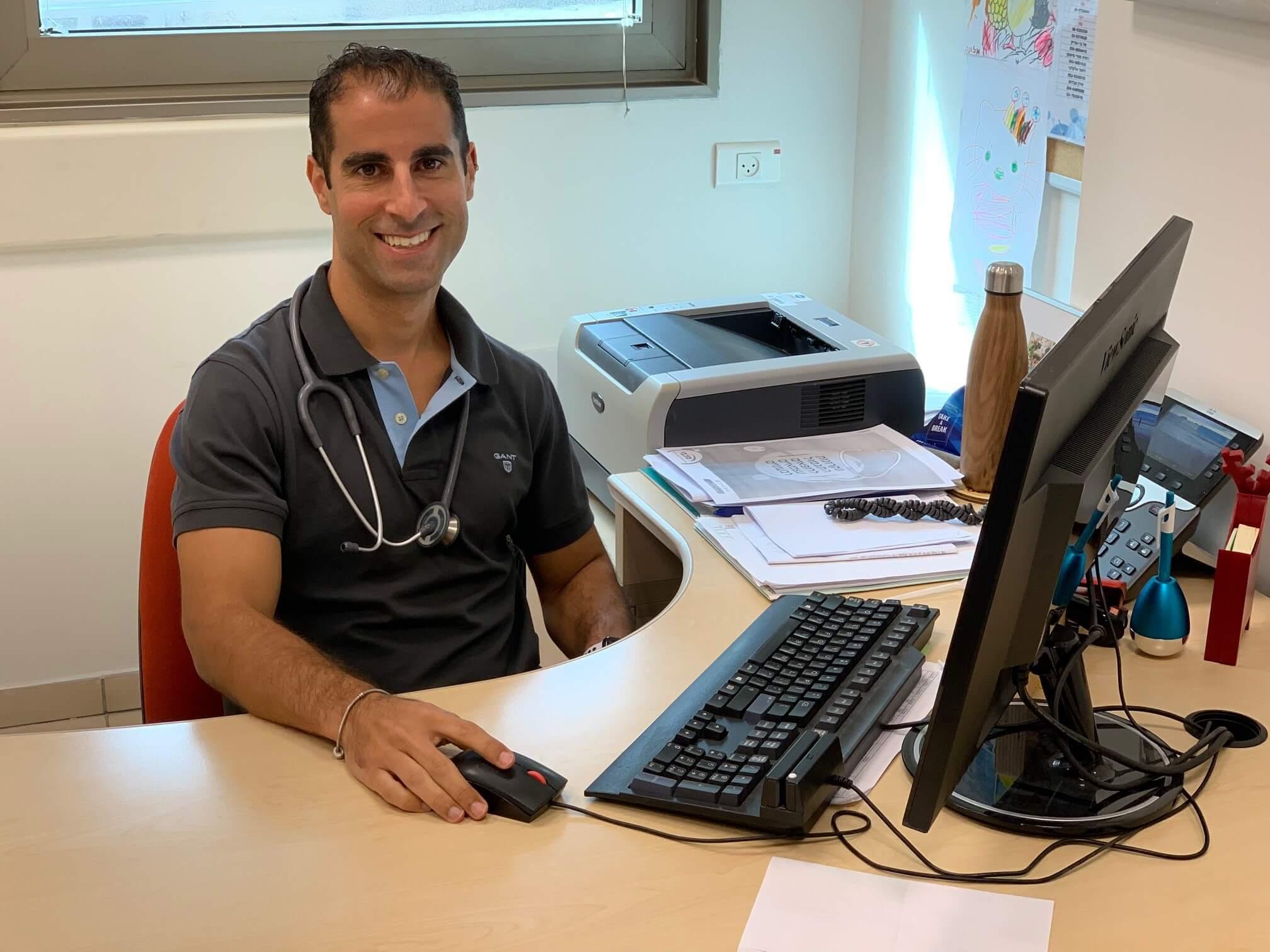 יום הרופא הישראלי